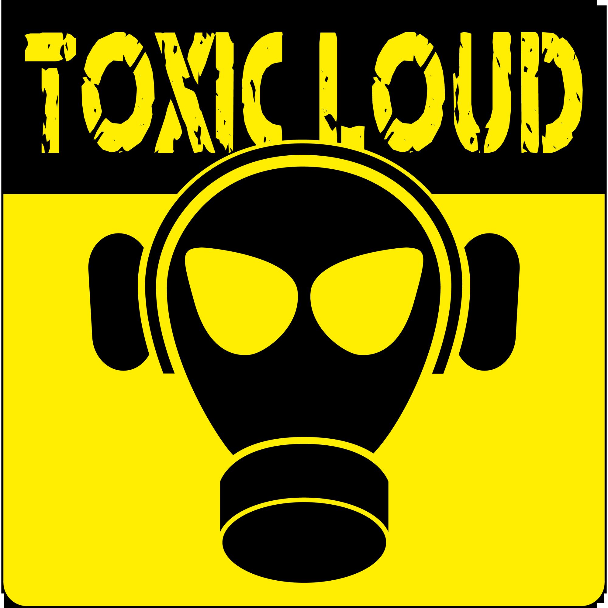 logo toxicloud 96khz productions