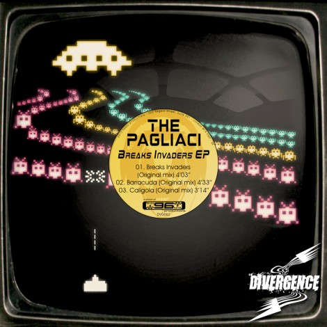 Breaks Invaders EP
