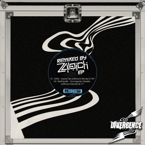 Remixed By Z4thoichi EP