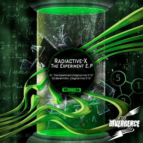 The Experiment EP