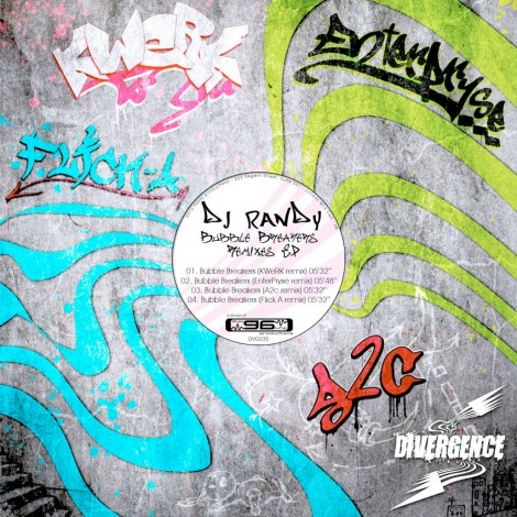 Bubble Breakers Remixes EP