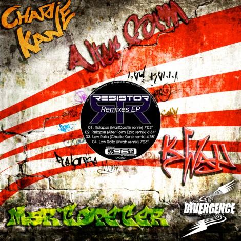 Resistor Remixes EP